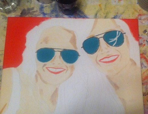 schilderen diy blog