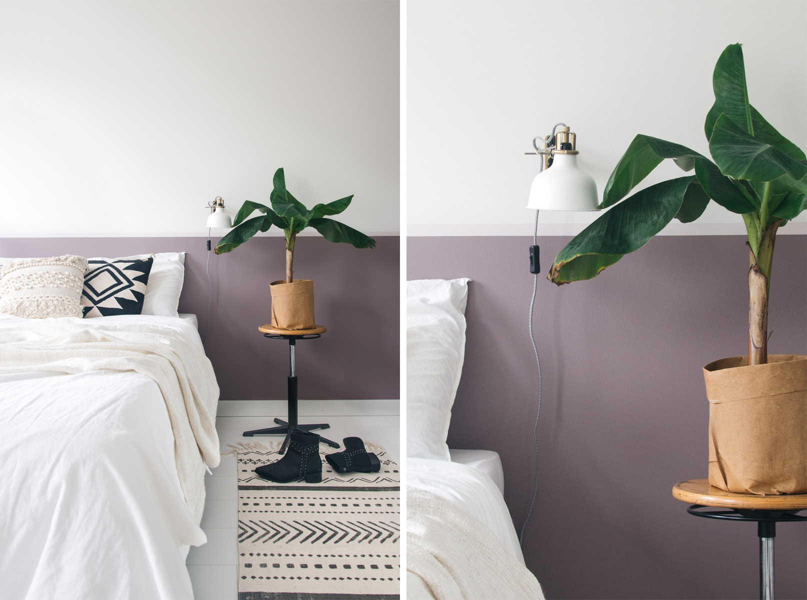 Aan de slag met de kleur van het jaar 2018 heartwood remade with love - Kleur kamer jongen jaar ...